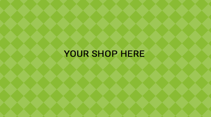 Your shop featured